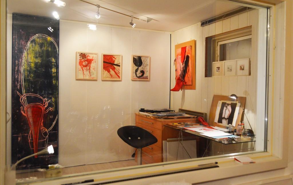 Neues Atelier