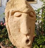 Kopf Sandstein